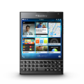 BlackBerry Passport - Schwarz
