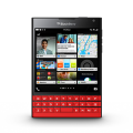 Limited Edition BlackBerry Passport - Red