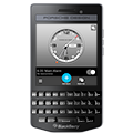 Porsche Design P'9983 Graphite smartphone BlackBerry