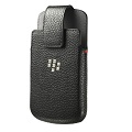 Q10 Leather Holster - Black