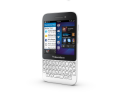 BlackBerry Q5 (Sim Free)(United Kingdom) - White