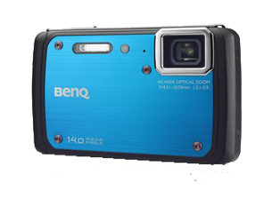 BENQ Digital Camera LM100 Blue