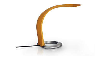 Hatha LED Table Lamp (Orange)