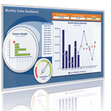 Buy SAP Crystal Dashboard Design 2008, starter package, full product, 10 named user licenses