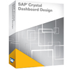 SAP Crystal Dashboard Design 2008, starter package, full product, 10 named user licenses