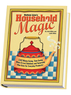 Bottom Line's Household Magic