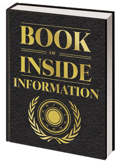 Bottom Line's Book of Inside Information