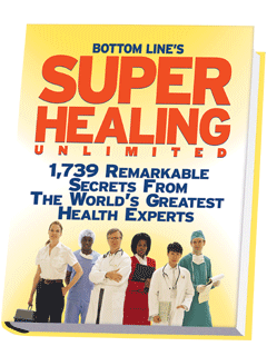 Bottom Line's Super Healing Unlimited