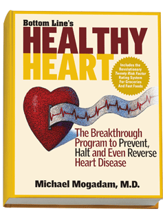 Bottom Line's Healthy Heart