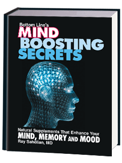 Bottom Line's Mind Boosting Secrets