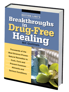 Bottom Line's Breakthroughs in Drug-Free Healing