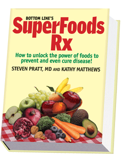 Bottom Line's SuperFoods RX