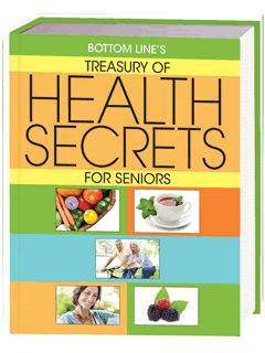 Bottom Line's Treasury of Health Secrets for Seniors