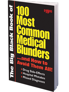 Big Black Book of 100 Most Common Medical Blunders