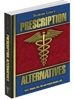 Bottom Line's Prescription Alternatives