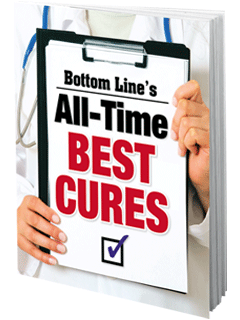 Bottom Line's All-Time Best Cures