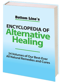 Bottom Line's Encyclopedia of Alternative Healing
