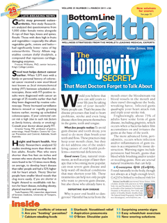 Bottom Line/Health Newsletter (Print)