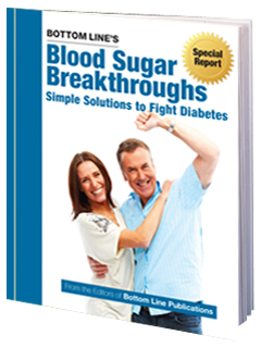 Blood Sugar Breakthroughs:  Simple Solutions to Fight Diabetes