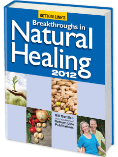 Breakthroughs in Natural Healing/2012