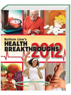 Health Breakthroughs 2012