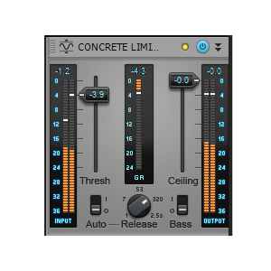 ProChannel Concrete Limiter