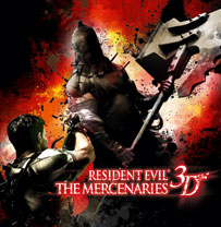 Resident Evil®: The Mercenaries 3D