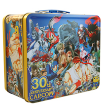 Capcom® 30th Anniversary Lunch Box