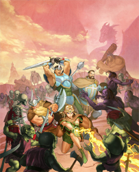 Dungeons & Dragons: Chronicles of Mystara (PC Digital Download)