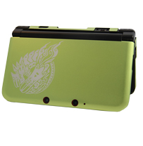 Monster Hunter™ 3 Ultimate Green 3DS XL Case