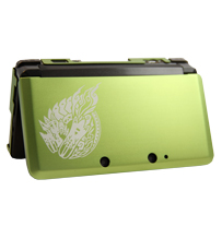 Monster Hunter™ 3 Ultimate Green 3DS Case