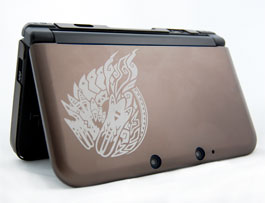 Monster Hunter™ 3 Ultimate 3DS XL Case