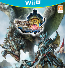 Monster Hunter™ 3 Ultimate (Wii U™)