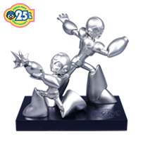 Mega Man® 25th Anniversary Statue