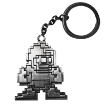 Mega Man® 8-bit Key Chain