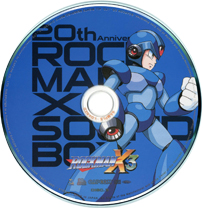 Mega Man® X3 Official Soundtrack