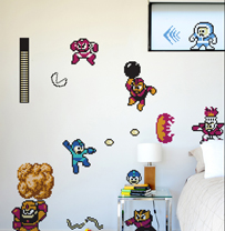 Mega Man™ Wall Graphics