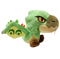 Monster Hunter™ Rathian Plush