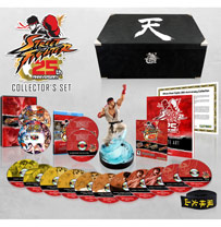 Street Fighter® 25th Anniversary Collection Set (XBOX 360®)