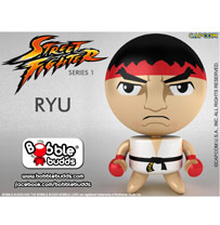 Bobble Budds™: Street Fighter™ Round 1 - Ryu
