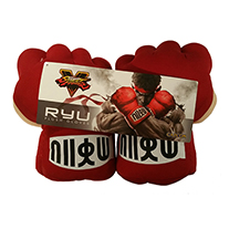 Ryu Plush Gloves