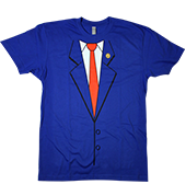 Phoenix Wright Suit T-shirt