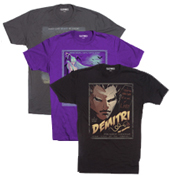 Darkstalkers® T-shirt 3-pack