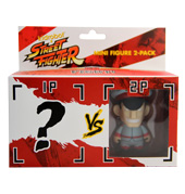 Kidrobot® x Street Fighter® Mini Figure 2-pack ? vs M Bison