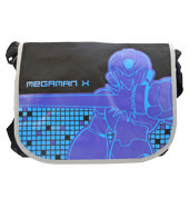 Mega Man® X Messsenger Bag