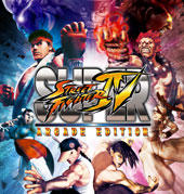 Super Street Fighter® IV Arcade Edition (PS3)