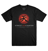 Street Fighter V™ Assassins Fist T-Shirt – Black