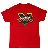 Street Fighter V Fight of the Century T-Shirt