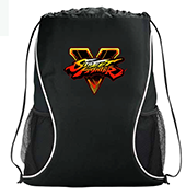 Street Fighter V Bag