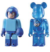 Mega Man® Kubrick™ & 1Up Be@rbrick™ Set